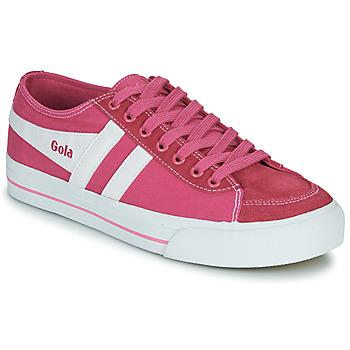 鞋子 女士 球鞋基本款 Gola QUOTA II 玫瑰色 / 白色