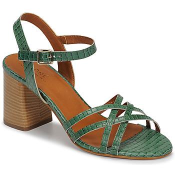 鞋子 女士 凉鞋 André BRYNN 绿色