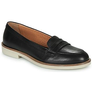 鞋子 女士 皮便鞋 André EFIGINIA 黑色