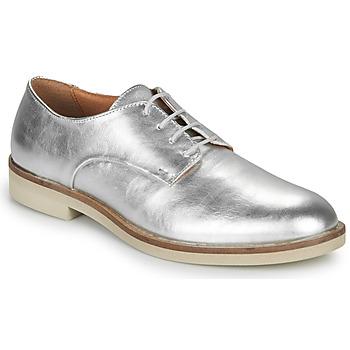 鞋子 女士 德比 André EFELIA 银灰色