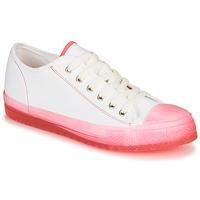 鞋子 女士 球鞋基本款 André HAIZEA 玫瑰色