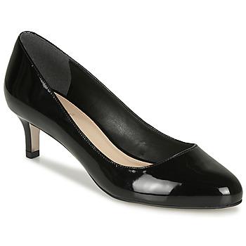 鞋子 女士 高跟鞋 André VALERIANE 黑色