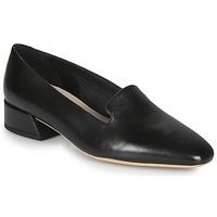 鞋子 女士 皮便鞋 André JUBBA 黑色