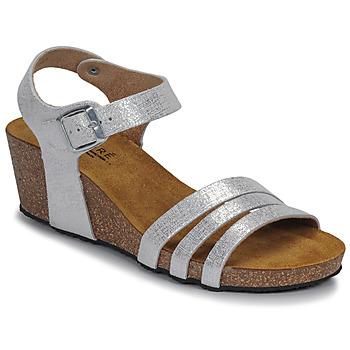鞋子 女士 凉鞋 André BAHAMAS 银灰色