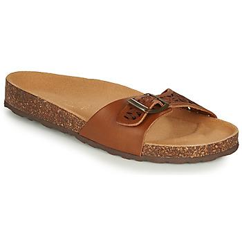 鞋子 女士 凉鞋 André BRIONI 驼色