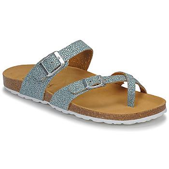 鞋子 女士 凉鞋 André REJANE 蓝色