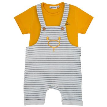衣服 男孩 女士套装 Noukie's YOUSSEF 黄色