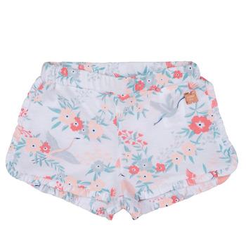 衣服 女孩 短裤&百慕大短裤 Carrément Beau SAMUEL 白色