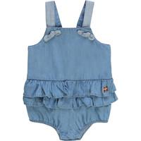 衣服 女孩 连体衣/连体裤 Carrément Beau KYAN 蓝色