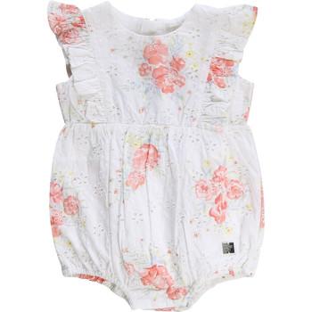 衣服 女孩 连体衣/连体裤 Carrément Beau KAIS 白色