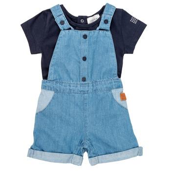衣服 男孩 女士套装 Carrément Beau OTIS 蓝色