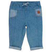 衣服 男孩 紧身牛仔裤 Carrément Beau MILOUD 蓝色