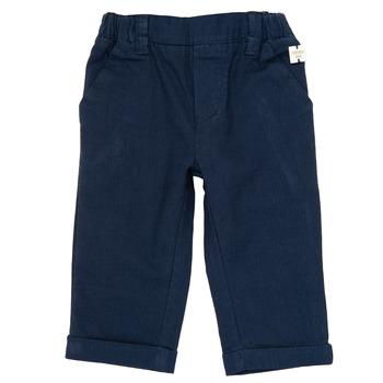 衣服 男孩 多口袋裤子 Carrément Beau ORNANDO 蓝色
