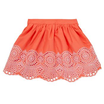 衣服 女孩 半身裙 Carrément Beau REDA 玫瑰色