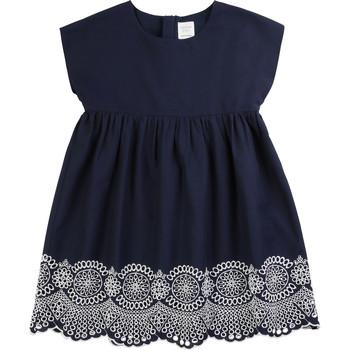 衣服 女孩 短裙 Carrément Beau LISE 蓝色
