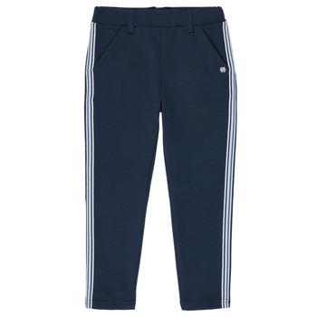 衣服 女孩 多口袋裤子 3 Pommes SYLVANA 蓝色
