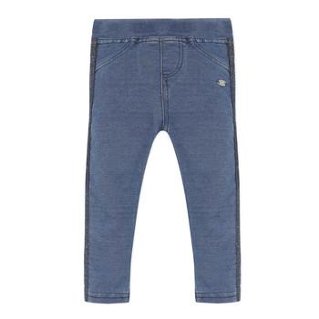 衣服 女孩 紧身裤 3 Pommes UMY 蓝色