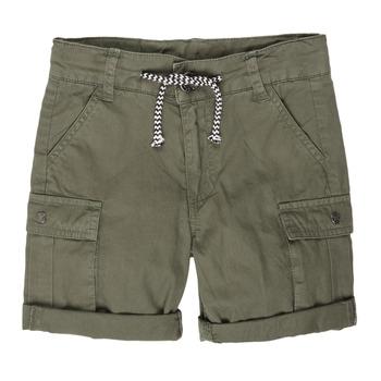 衣服 男孩 短裤&百慕大短裤 3 Pommes LEA 卡其色