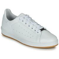 鞋子 男士 球鞋基本款 André MATT 白色