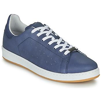 鞋子 男士 球鞋基本款 André MATT 蓝色