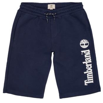 衣服 男孩 短裤&百慕大短裤 Timberland 添柏岚 OMAR 蓝色