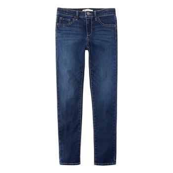 衣服 男孩 牛仔铅笔裤 Levi's 李维斯 510 SKINNY FIT 蓝色