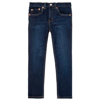 衣服 男孩 紧身牛仔裤 Levi's 李维斯 512 SLIM TAPER