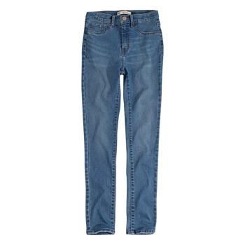 衣服 女孩 牛仔铅笔裤 Levi's 李维斯 721 HIGH RISE SUPER SKINNY