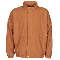 衣服 男士 运动款外套 Adidas Originals 阿迪达斯三叶草 M S2S WOV JKT 棕色