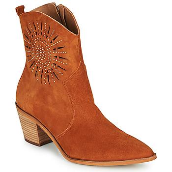 鞋子 女士 短靴 Fericelli MEYLIA 棕色