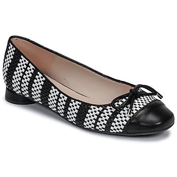 鞋子 女士 平底鞋 Fericelli MARYA 黑色 / 和 / 白色