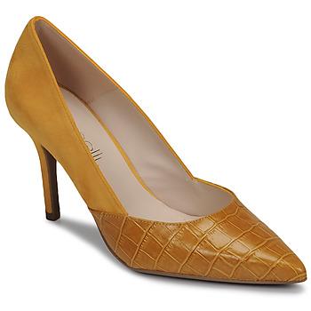 鞋子 女士 高跟鞋 Fericelli MARIA 黄色