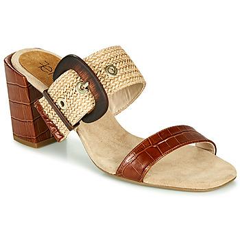 鞋子 女士 休閑涼拖/沙灘鞋 Fericelli MARCO 米色