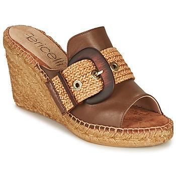 鞋子 女士 休閑涼拖/沙灘鞋 Fericelli MELISSA 棕色