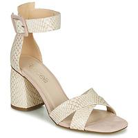 鞋子 女士 涼鞋 Fericelli JEZI 白色 / 玫瑰色