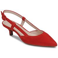 鞋子 女士 高跟鞋 Fericelli JOLOIE 紅色