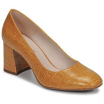 鞋子 女士 高跟鞋 Fericelli MARGOT 黃色