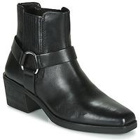 鞋子 女士 短靴 Vagabond SIMONE 黑色