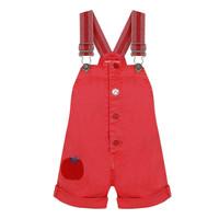 衣服 女孩 连体衣/连体裤 Catimini SIBYLLE 红色