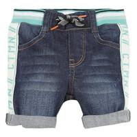 衣服 男孩 短裤&百慕大短裤 Catimini GABRIELLE 蓝色