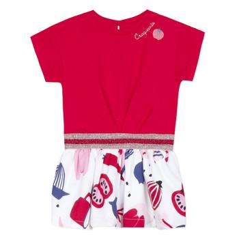 衣服 女孩 短裙 Catimini DAMIANO 红色