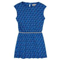 衣服 女孩 短裙 Catimini SWANY 蓝色