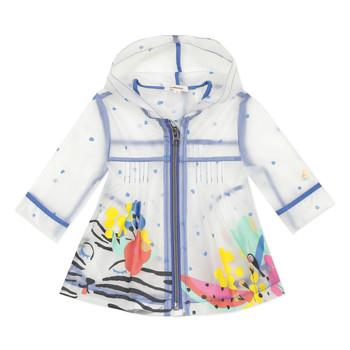 衣服 女孩 棉衣 Catimini SLOVANNA 白色