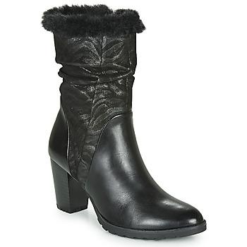 鞋子 女士 都市靴 Caprice LOTIMA 黑色