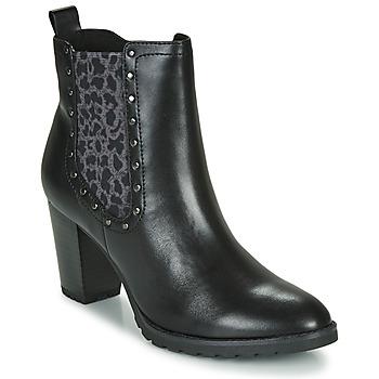 鞋子 女士 短靴 Caprice LUTIMA 黑色