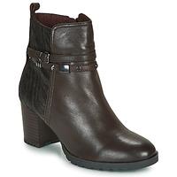 鞋子 女士 短靴 Caprice LUNITONE 棕色