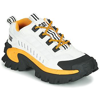 鞋子 男士 球鞋基本款 Caterpillar INTRUDER 白色