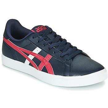 鞋子 女士 球鞋基本款 Asics 亚瑟士  海蓝色 / 玫瑰色