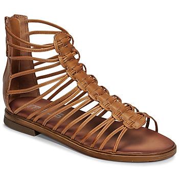 鞋子 女士 凉鞋 Mjus GRAM 驼色