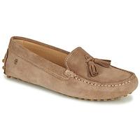 鞋子 女士 皮便鞋 Casual Attitude JALAYALE 灰褐色